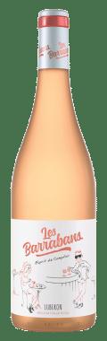Les Barrabans Rosé