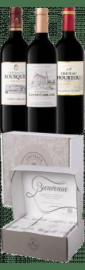 Coffret Cadeaux - Côtes de Bordeaux