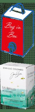 Les Abeilles de Colombo Blanc - Bag In Box 3L
