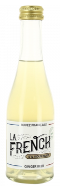 La French Svp Ginger Beer - 20 cl