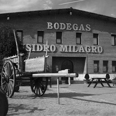 Bodegas Isidro Milagro