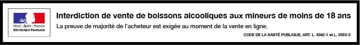L'abus d'alcool est dangereux pour la santé, à consommer avec modération